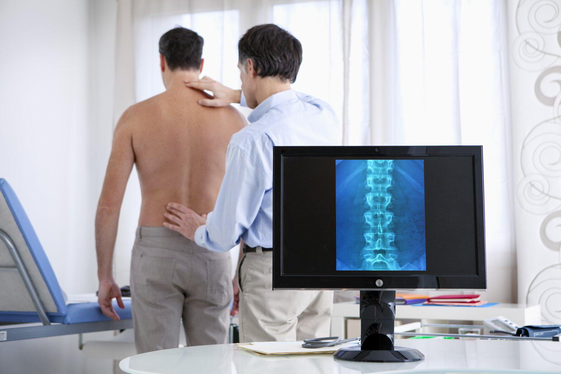 Greenville Spine Institute Examination