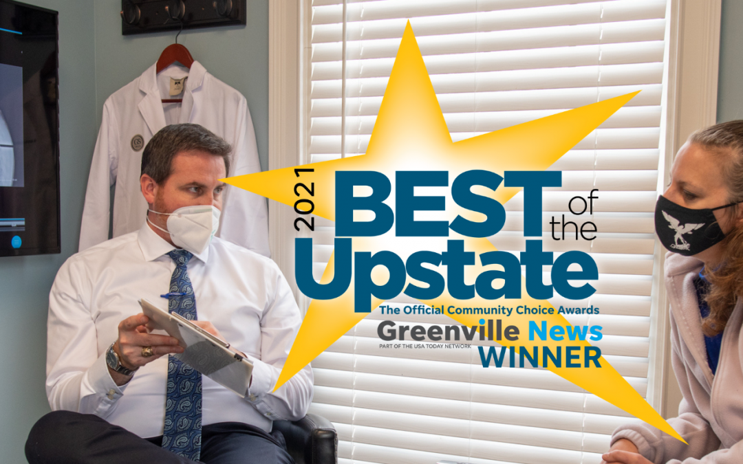 voted best chiropractor of the upstate