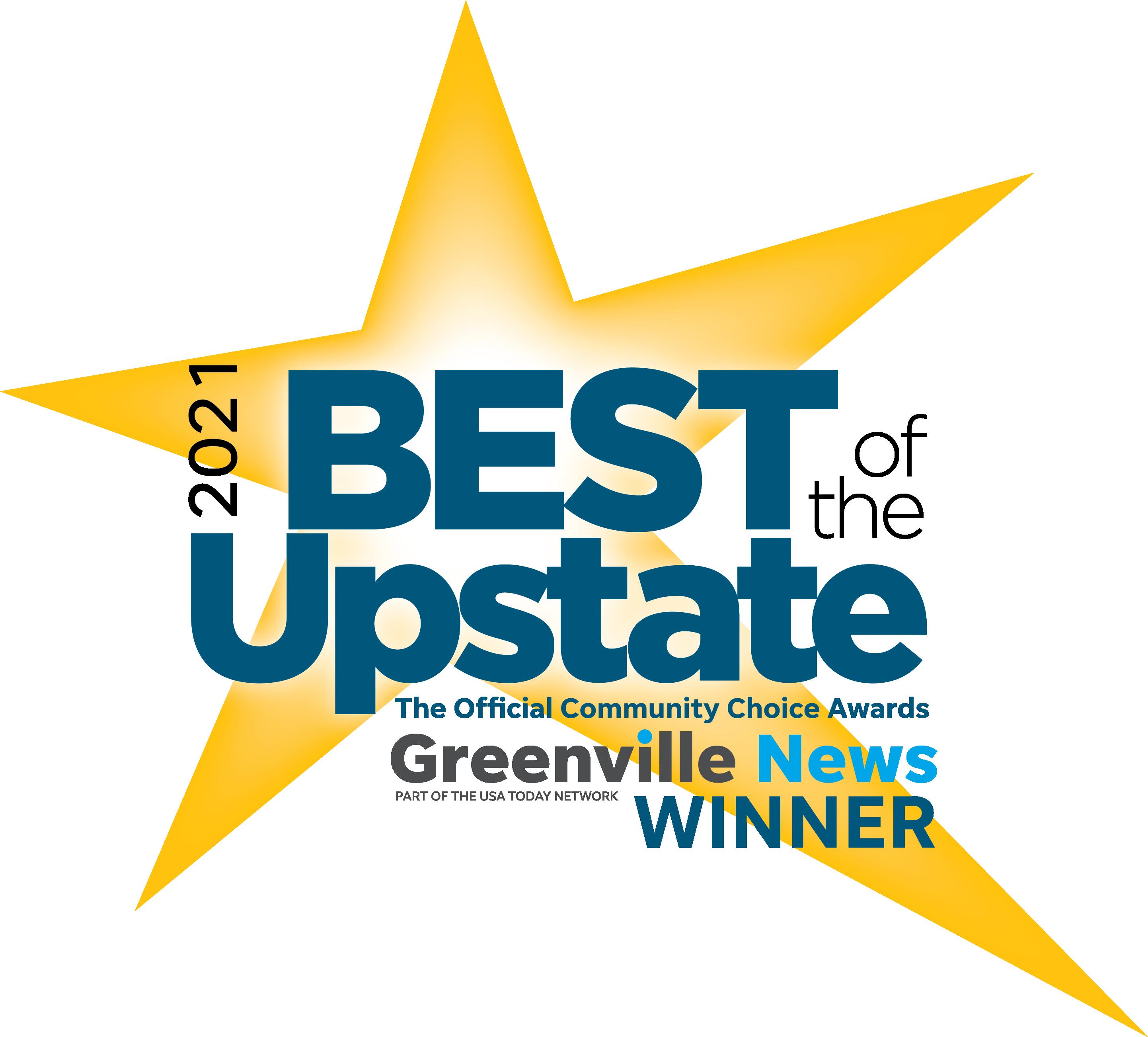 Best of the Upstate 2021 - Chiropractor - Greenville Spine Institute