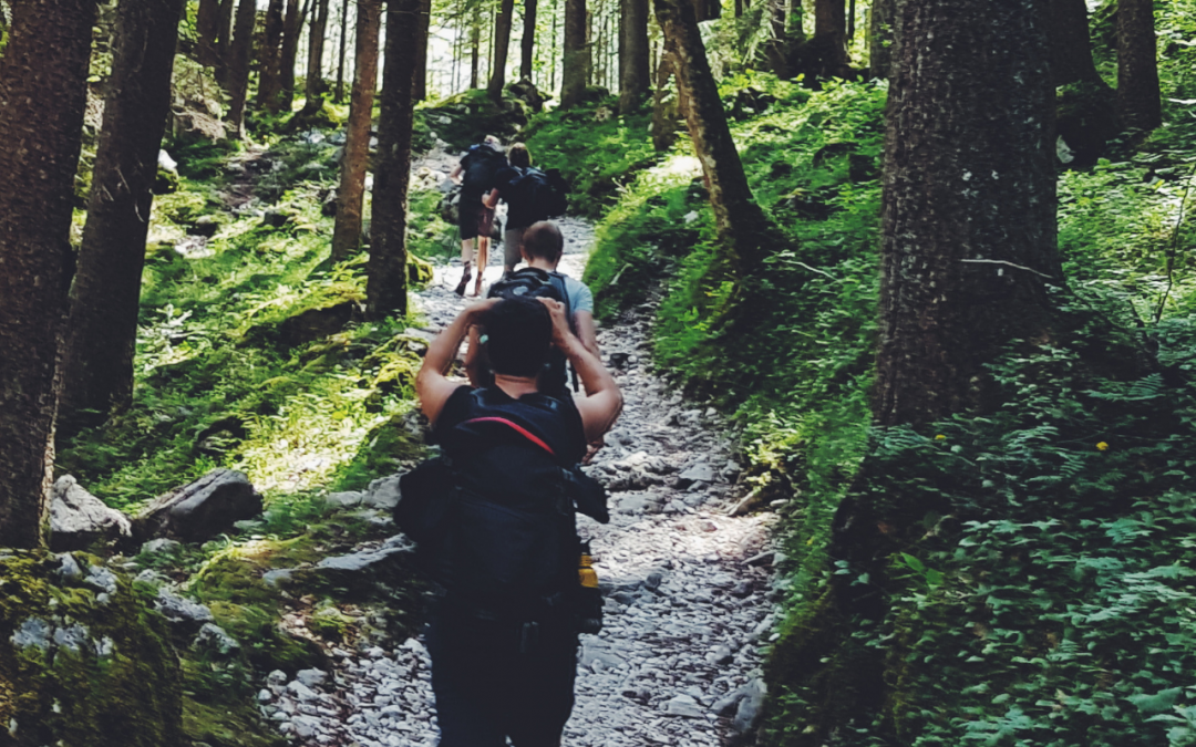 7 Chiropractic Tips for Hiking
